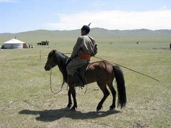 Mongolia Trans Siberian Trip Summer 2004